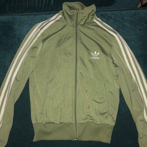 Adidas original essential tricot track jacket